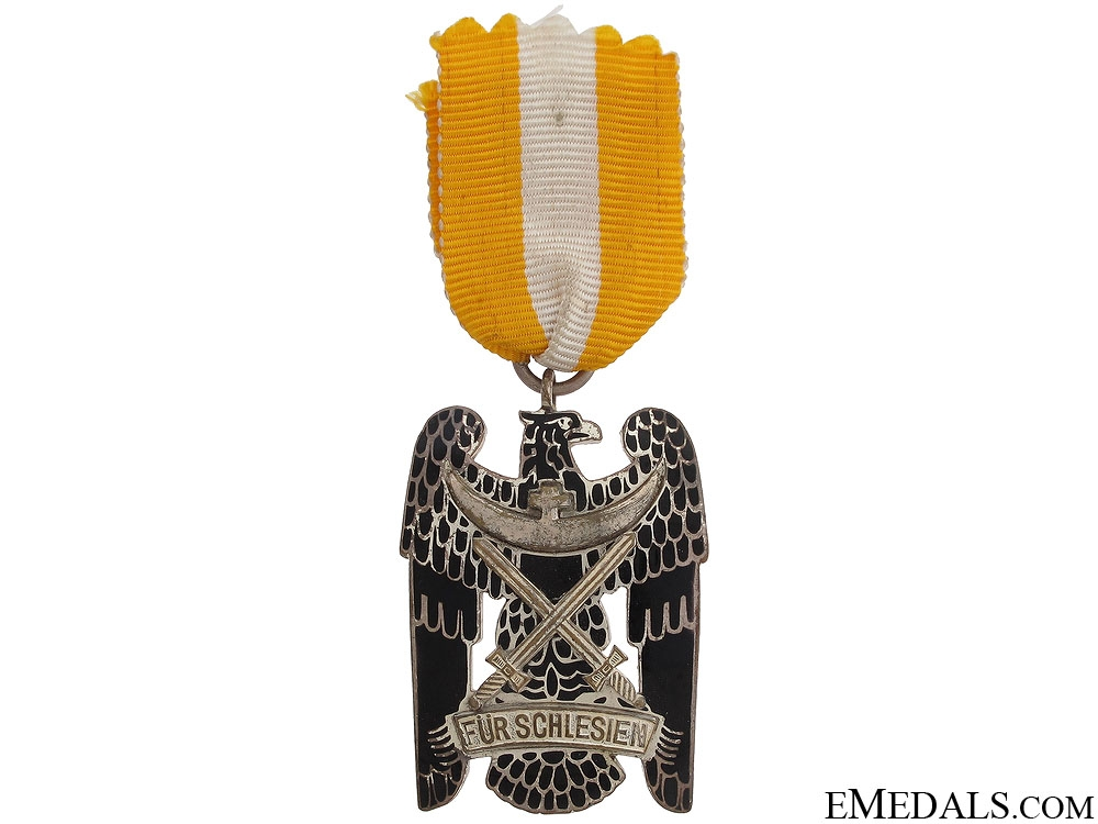 eMedals-Silesian Eagle with Swords - Second Class