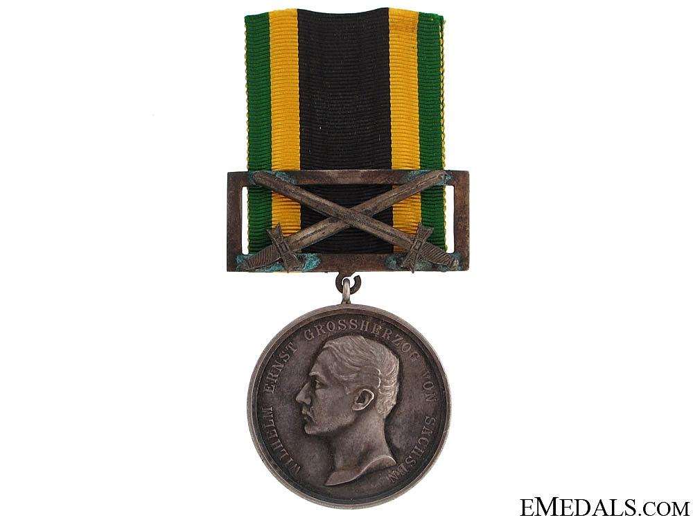 eMedals-Silver Merit Medal 1914