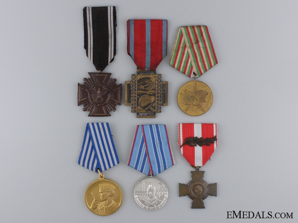 eMedals-Six European Awards