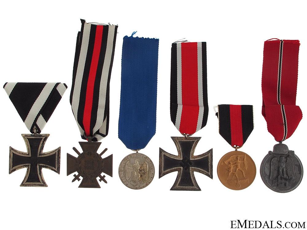eMedals-Six German Medals