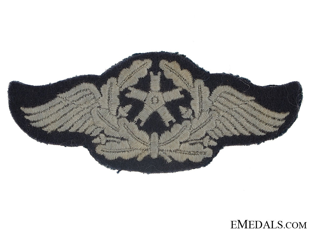 eMedals-Sleeve Insignia for Luftwaffe Technical Staff