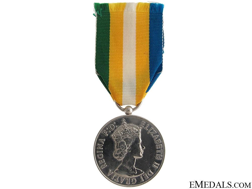 eMedals-Solomon Islands Independence Medal