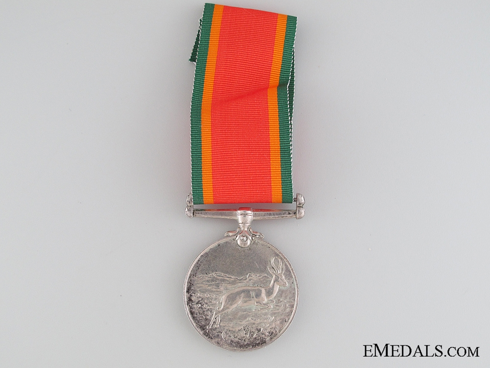 eMedals-South Africa WWII Service Medal