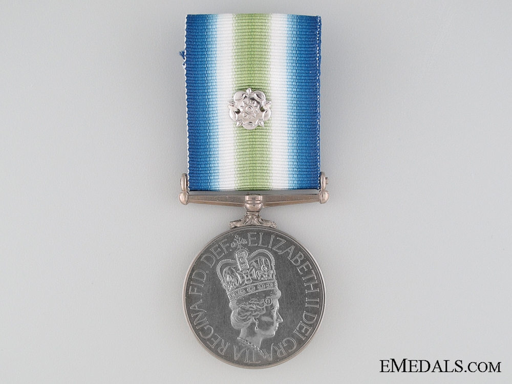 eMedals-South Atlantic Medal to Marine Graham RM