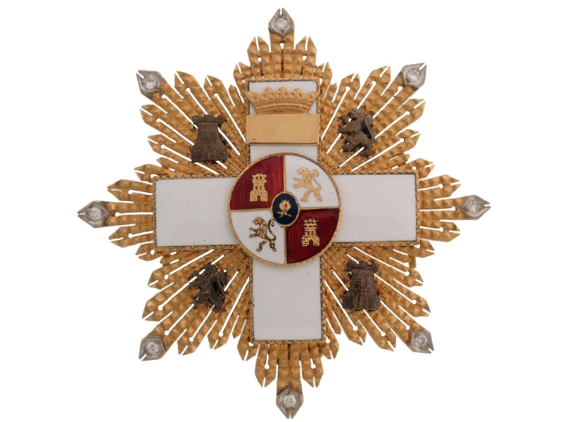 eMedals-Order of Military Merit - Breast Star