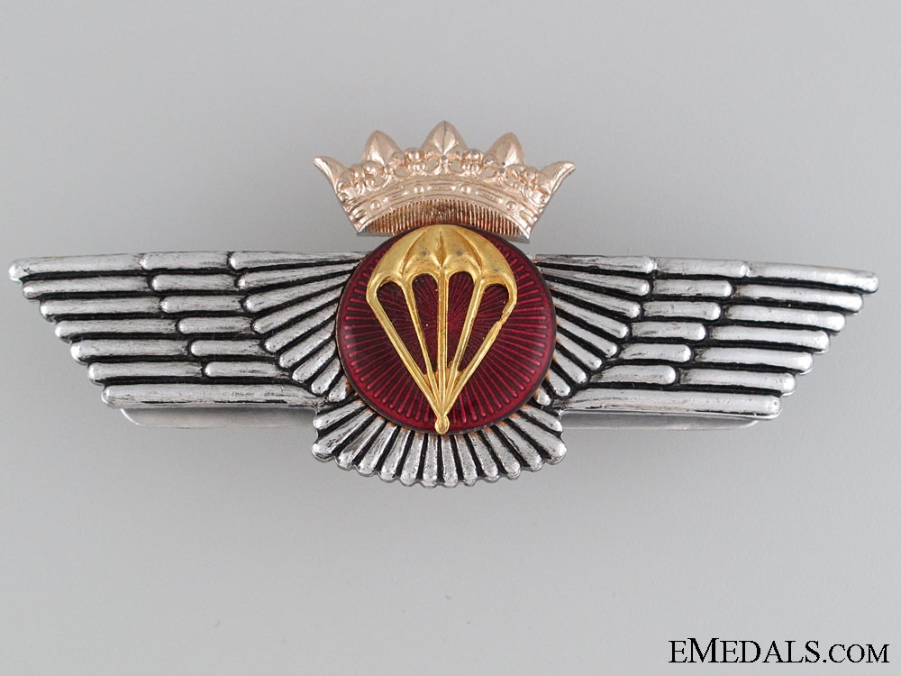 eMedals-Spanish Air Force Paratrooper's Wings