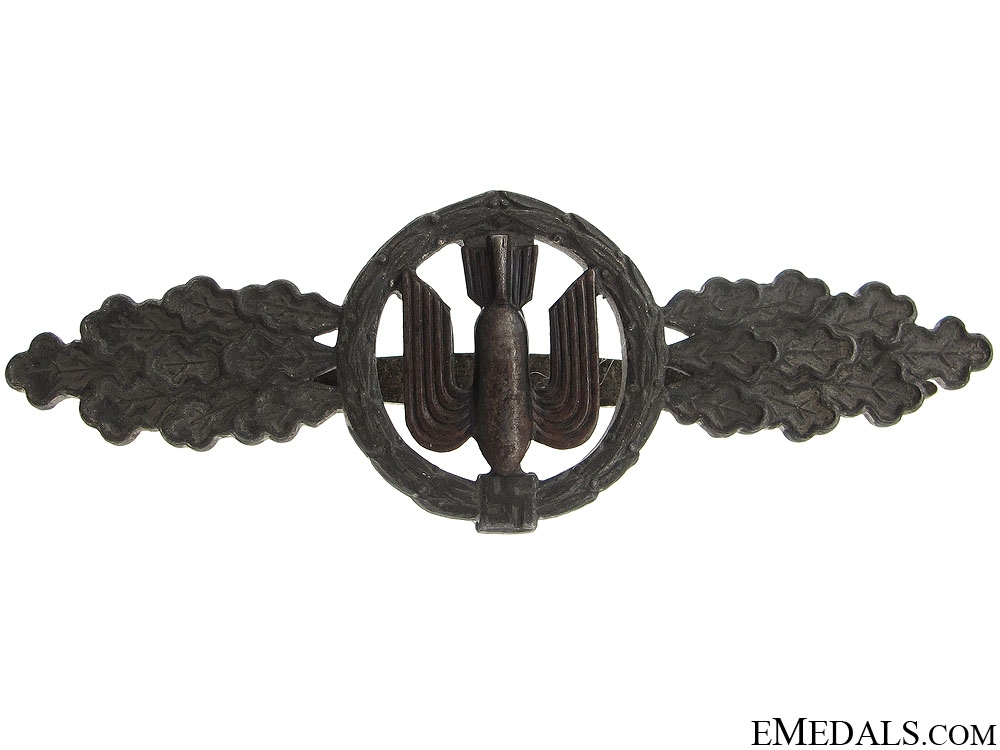 eMedals-Squadron Clasp for Bomber Pilots by F&BL