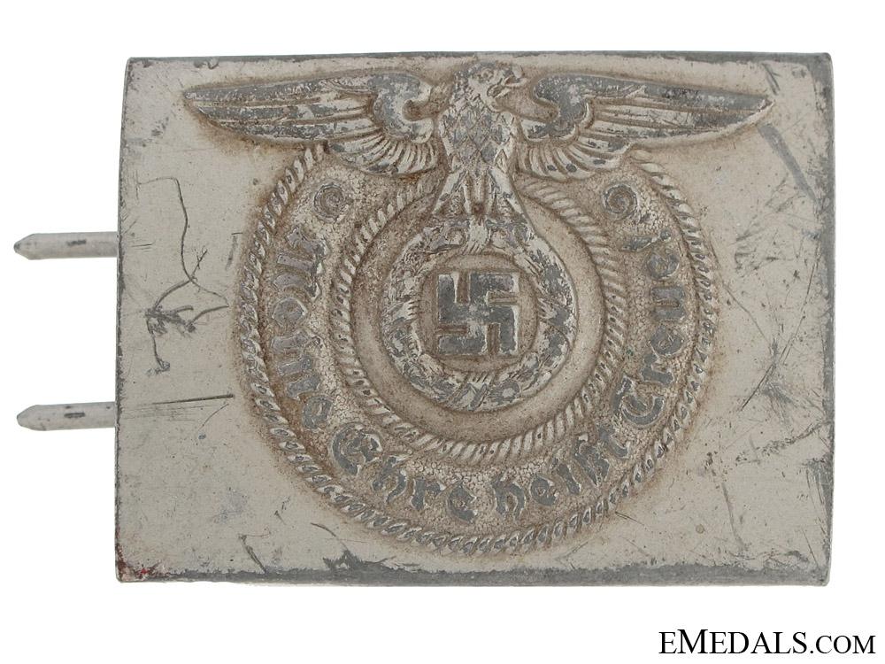eMedals-SS EM/NCO's Belt Buckle