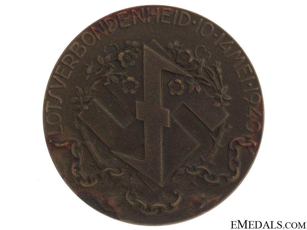 eMedals-SS Mussert Medal 1940