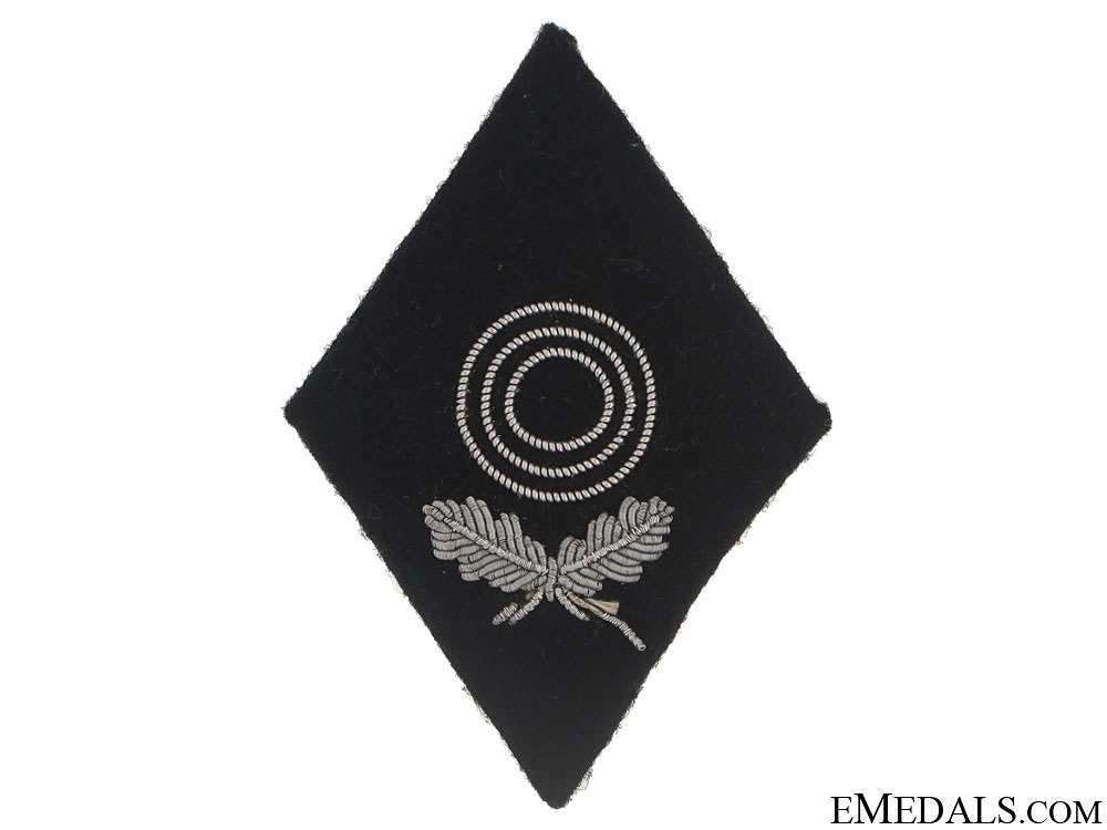 eMedals-SS Schutzenabzeichen for 1st Class marksmanship
