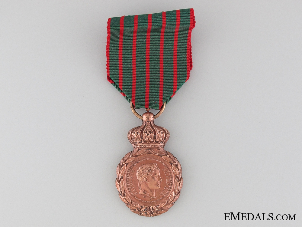 eMedals-French St. Helena Medal