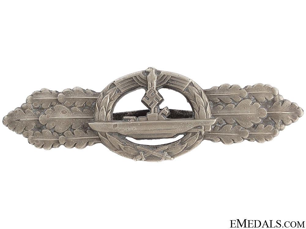 eMedals-Submarine Clasp – Silver Grade