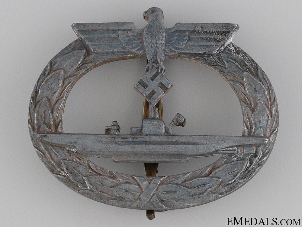 eMedals-Submarine War Badge