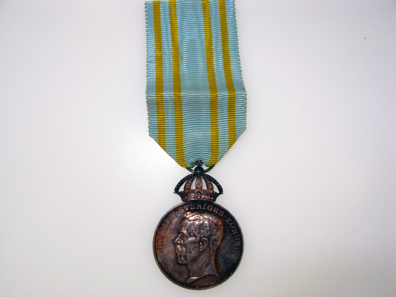 eMedals-Stockholm Olympics medal 1912