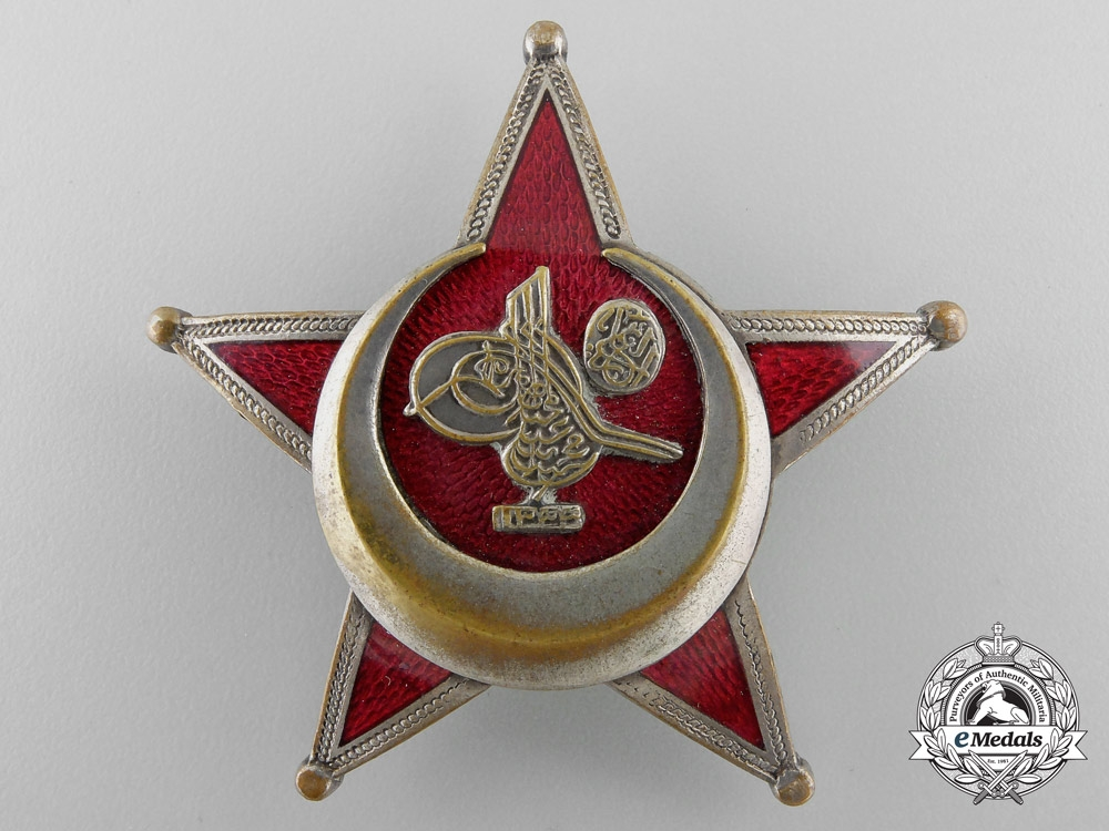 eMedals-A 1915 Campaign Star (Iron Crescent) by B.B. & Co