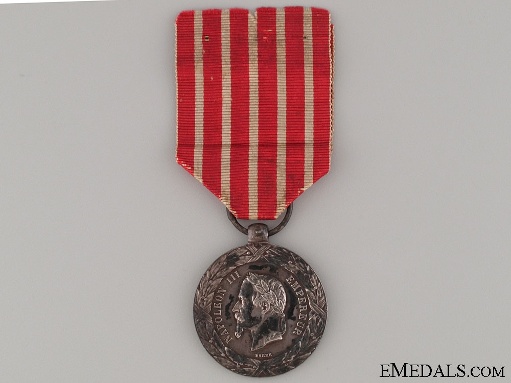 eMedals-taly Campaign Medal 1859