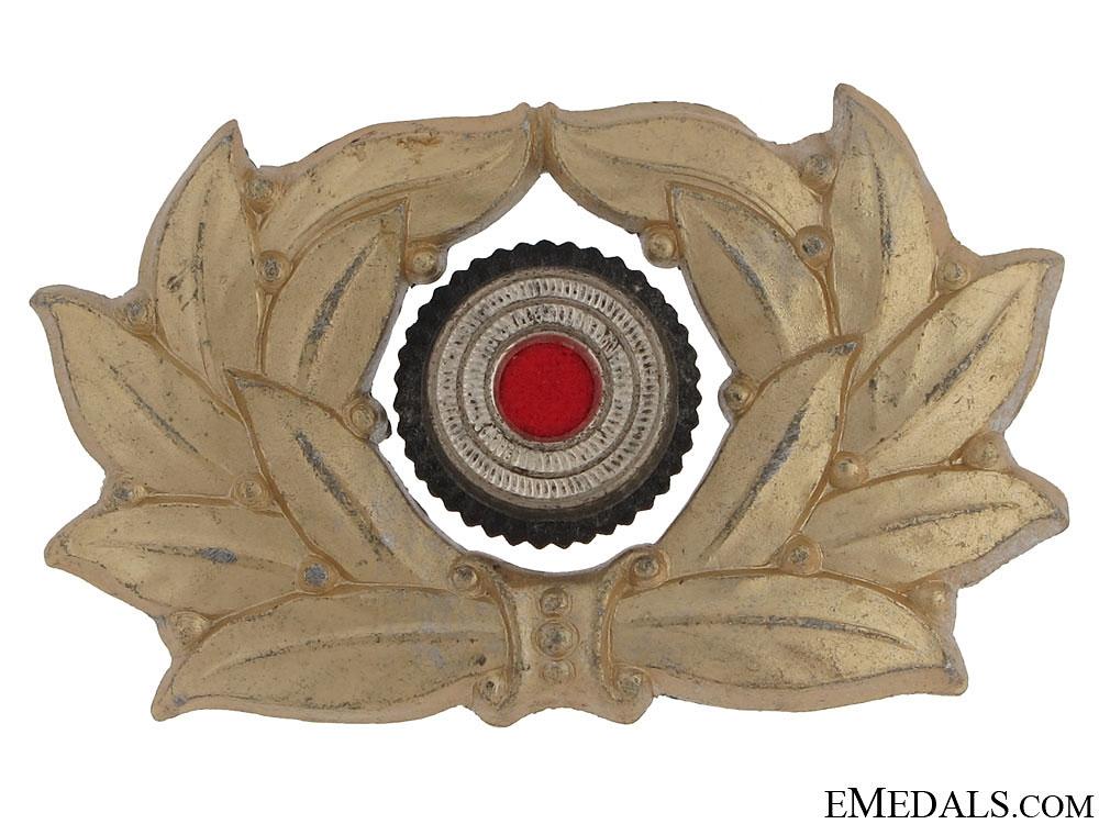 eMedals-TeNo Leader's Visor Wreath