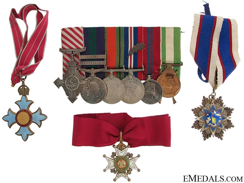 eMedals-The Awards of Air Vice-Marshal Robert Ragg