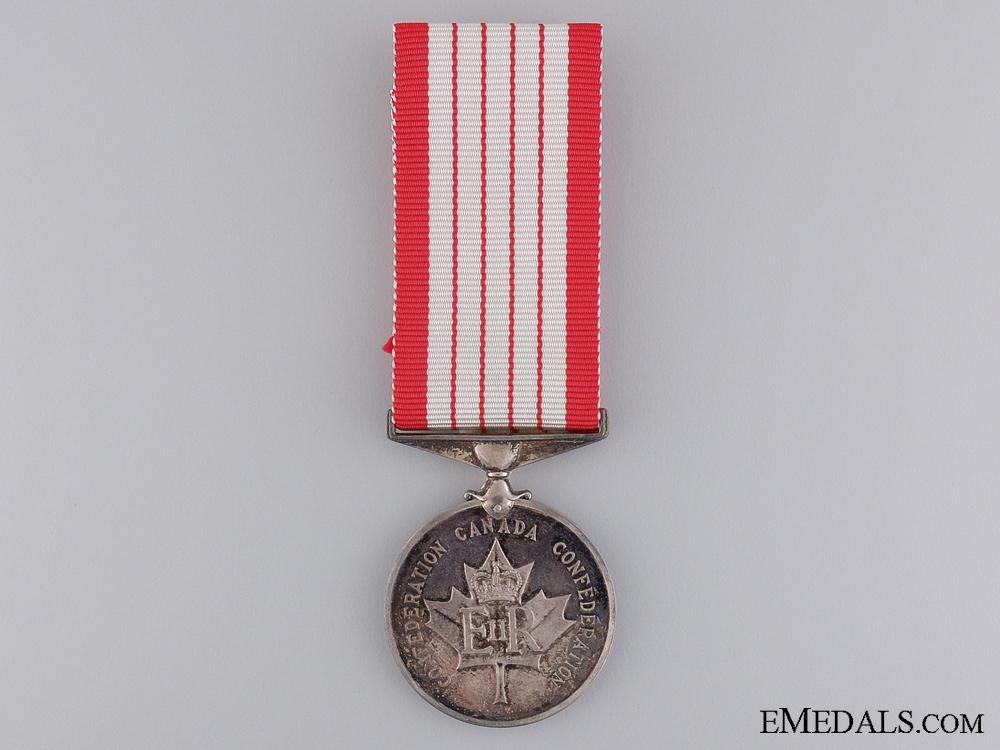 eMedals-The Canadian Centennial Medal 1967