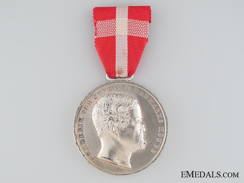 eMedals-The Danish Medal for Noble Deeds, , SPECIMEN