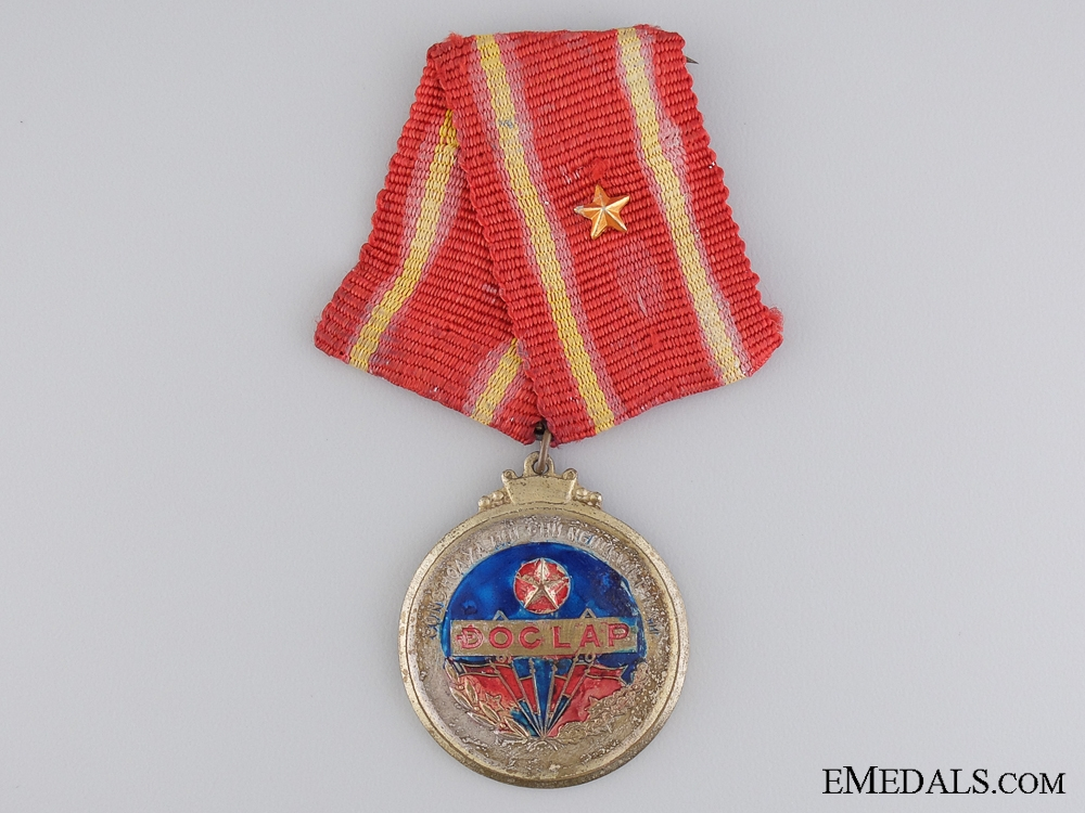 eMedals-The Independence Order of Vietnam; 3rd Class