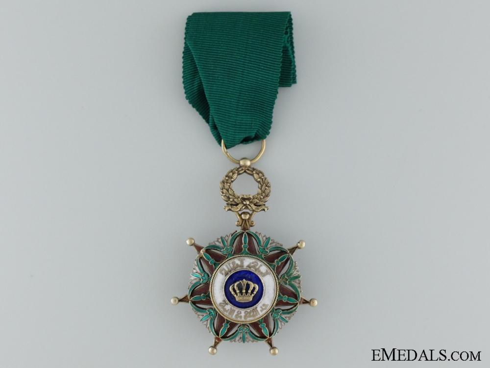 eMedals-The Iraqi Order of El Rafidain; Knight