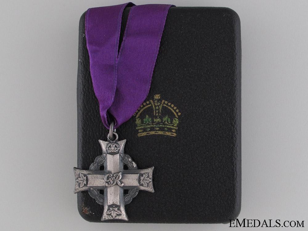 eMedals-The Memorial Cross of Pilot Klimenko