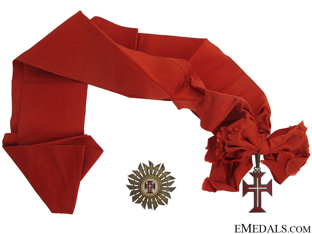eMedals-The Military Order of the Christ