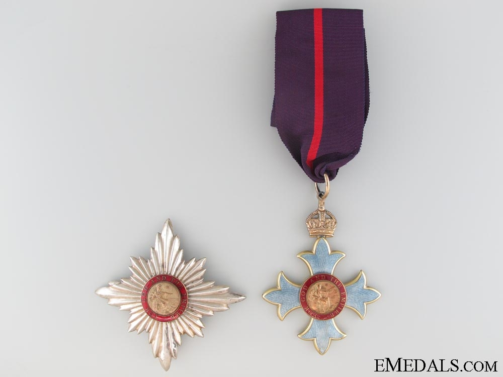 eMedals-The Most Excellent Order of the British Empire; Military Division