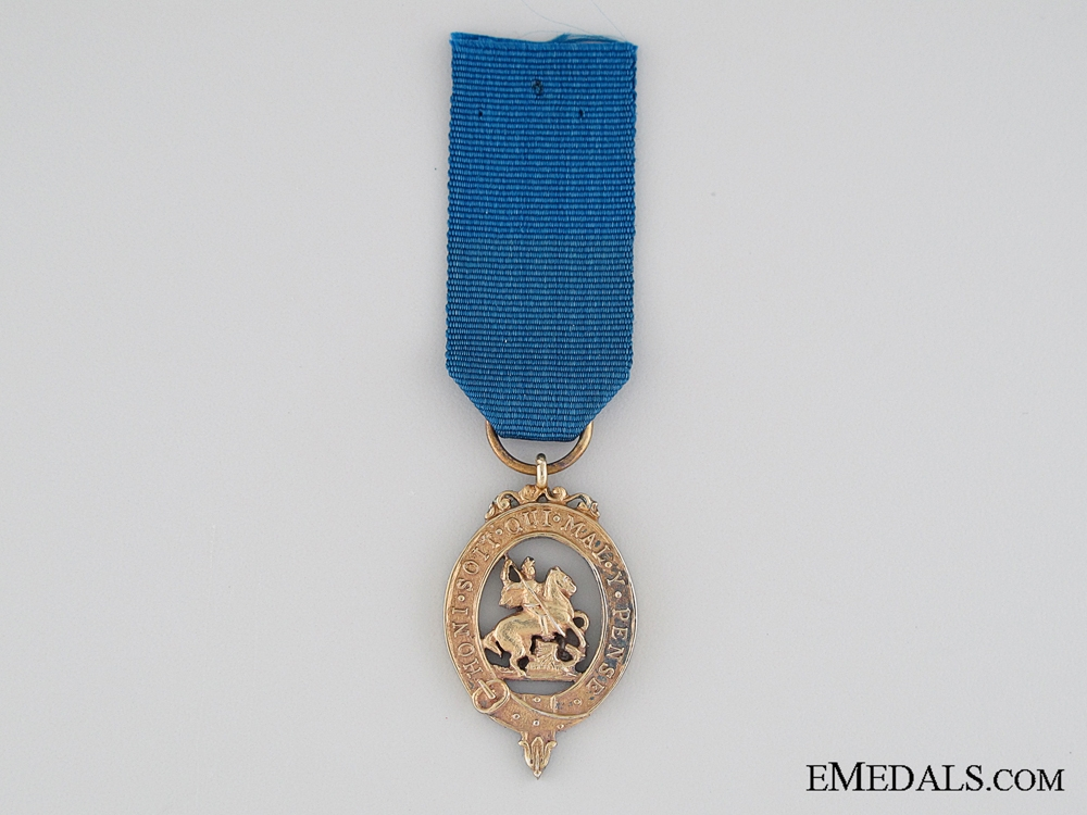eMedals-A British Most Noble Order of the Garter; Breast Badge