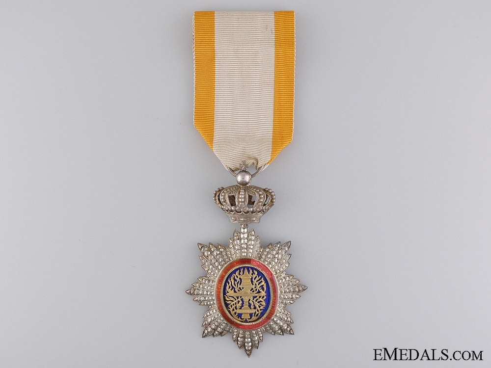 eMedals-The Order of Cambodia; Knight