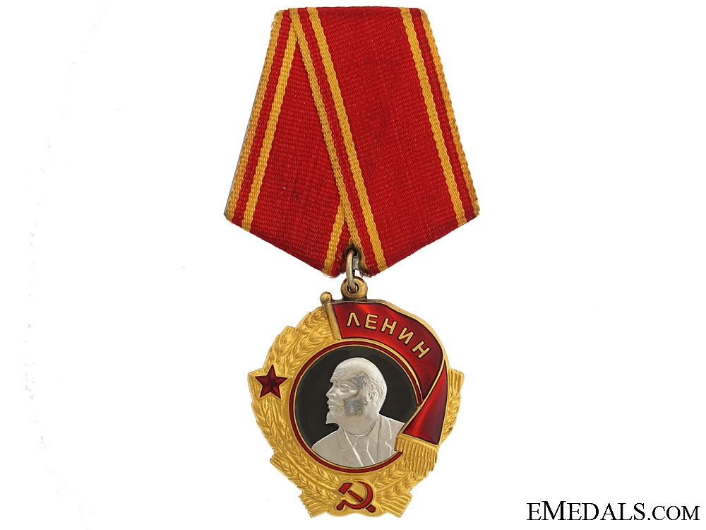 eMedals-The Order of Lenin