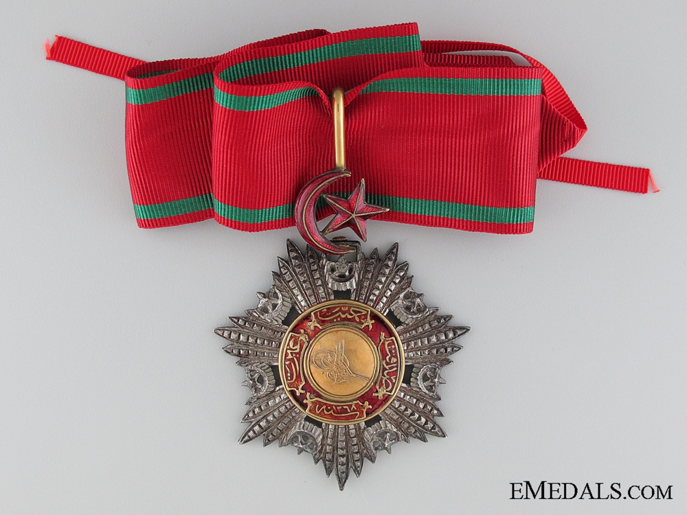 eMedals-The Order of Medjidie (Mecidiye); 3rd Class