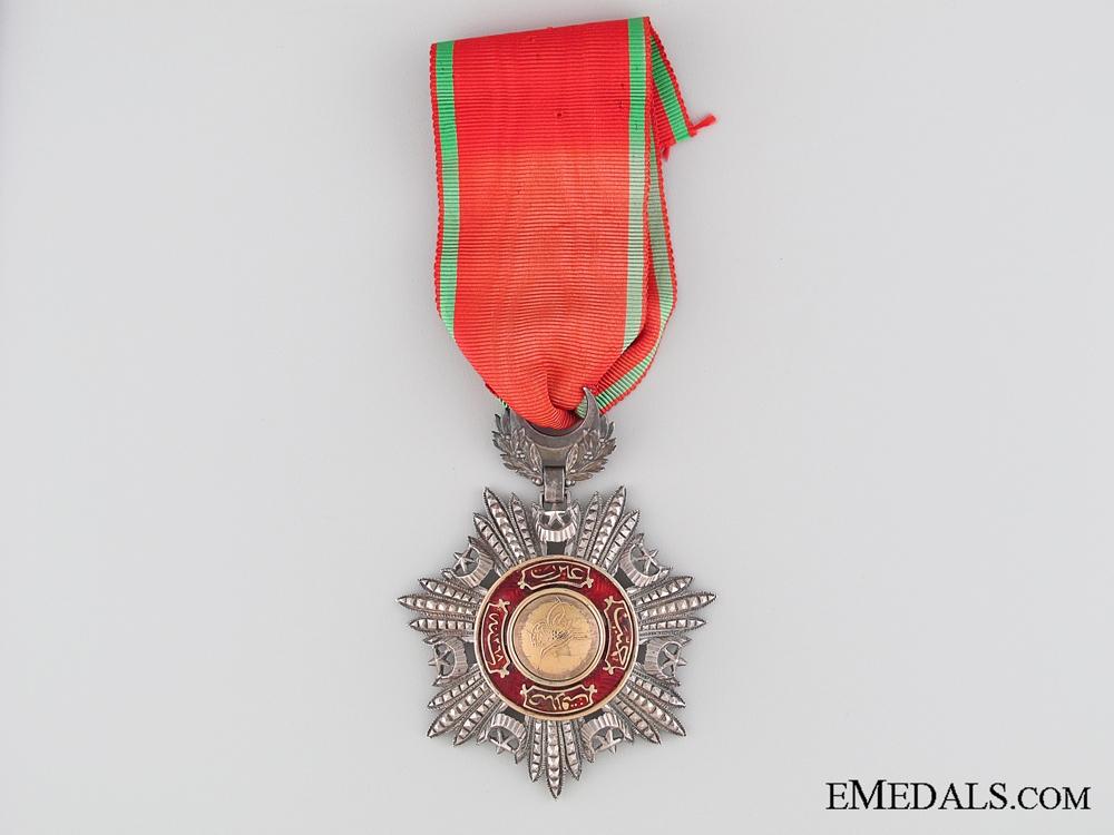 eMedals-The Order of Mejidie (Mecidiye); Third Class