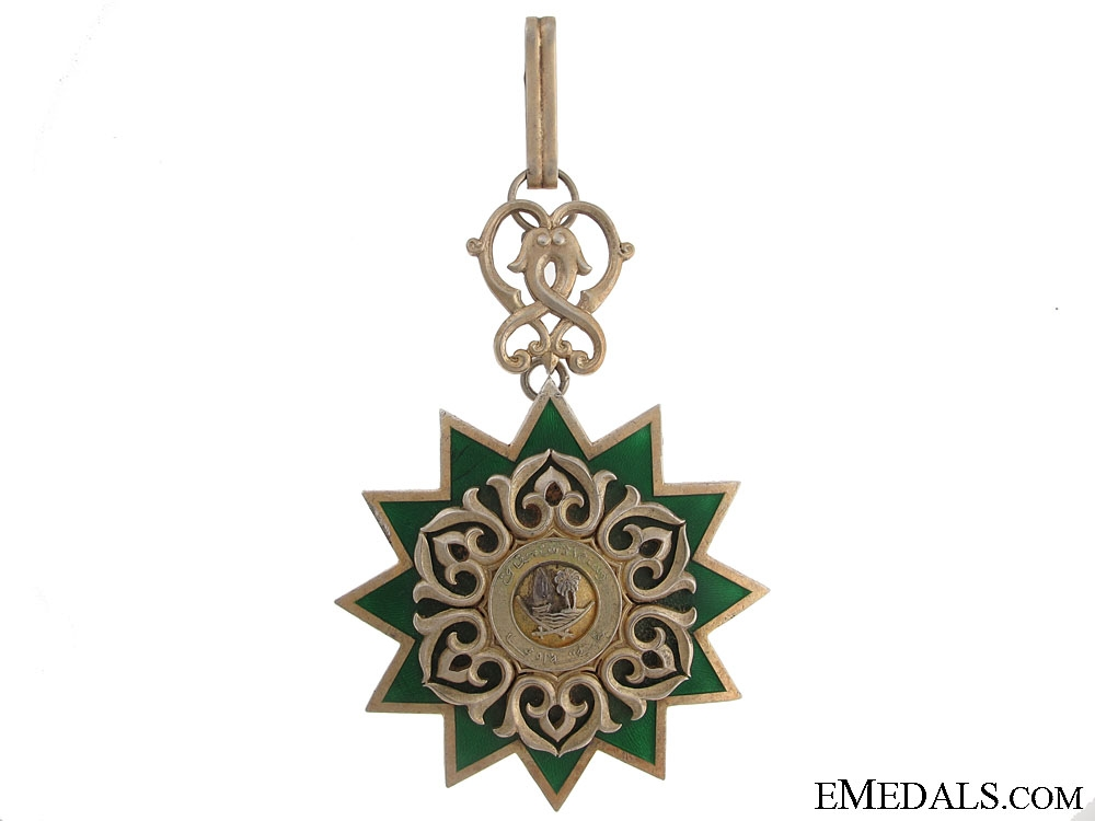 eMedals-The Order of Merit of Qatar