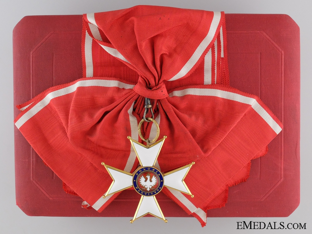 eMedals-The Order of Polonia Restituta; Grand Cross