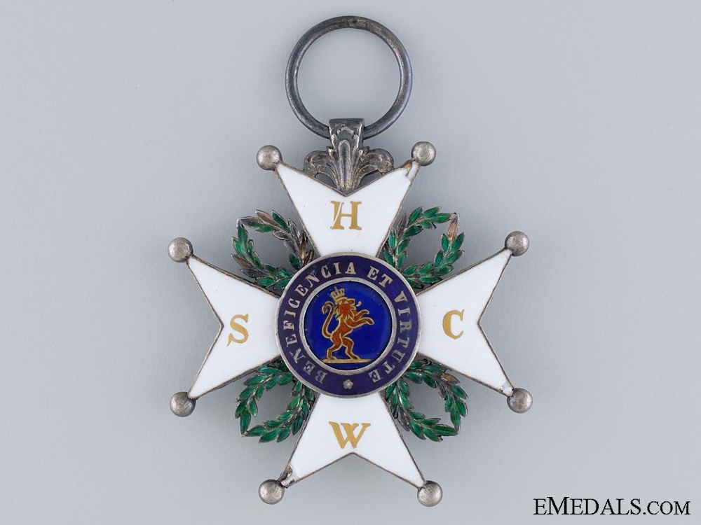 eMedals-The Order of St. Phillip of the Lion of Limburg; Knights Cross