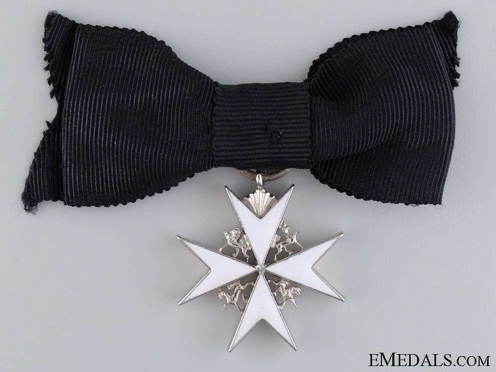 eMedals-The Order of St. John; Officer Sister