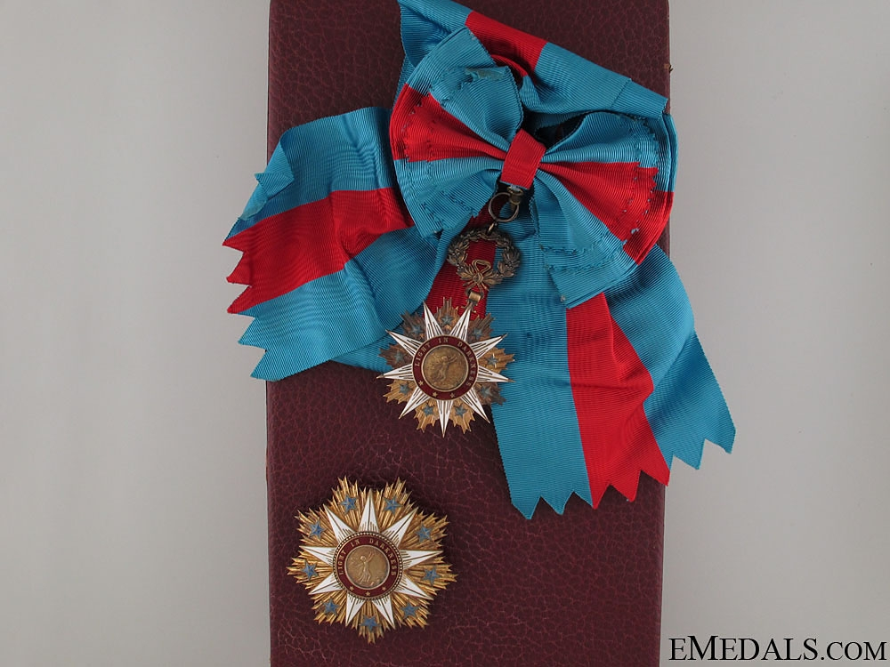 eMedals-The Order of the Star of Africa - Grand Cross