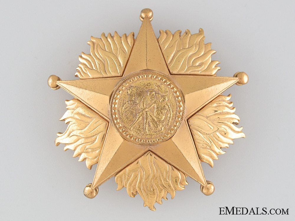 eMedals-The Order of the Italian Star of Solidarity