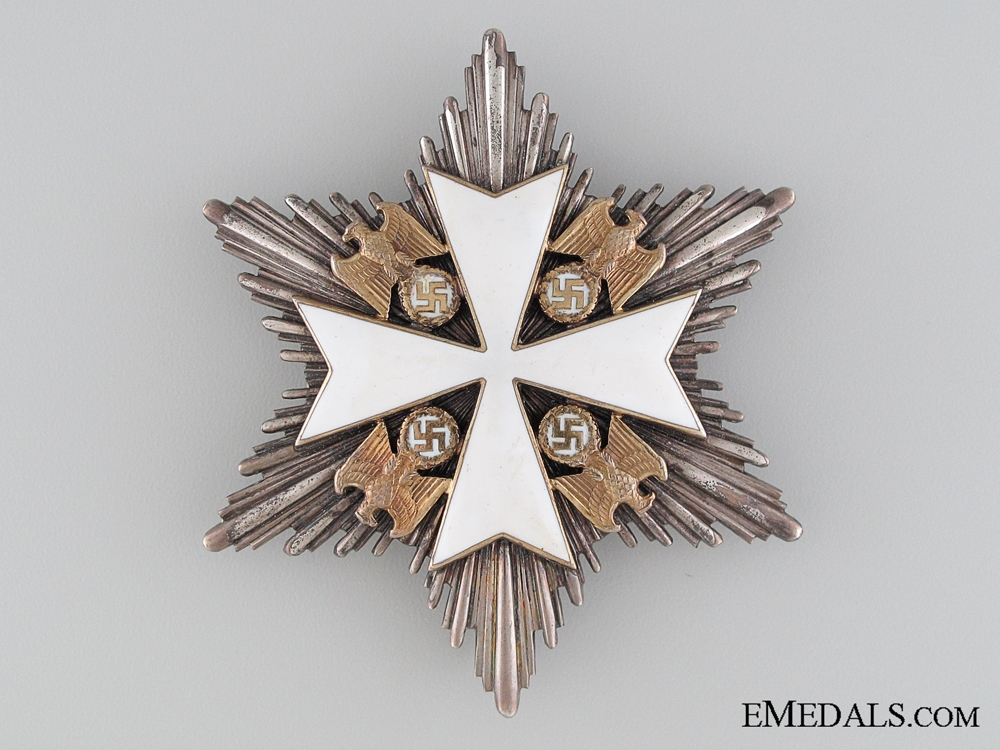 eMedals-An Order of the German Eagle Second Class Star by Godet