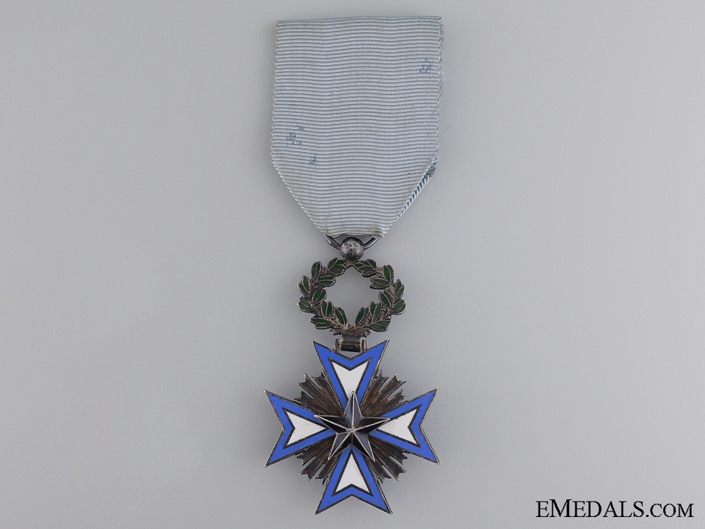 eMedals-The Order of the Black Star of Benin; Knight