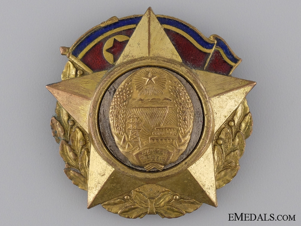 eMedals-The Order of the Founding of the Democratic People's Republic Of Korea