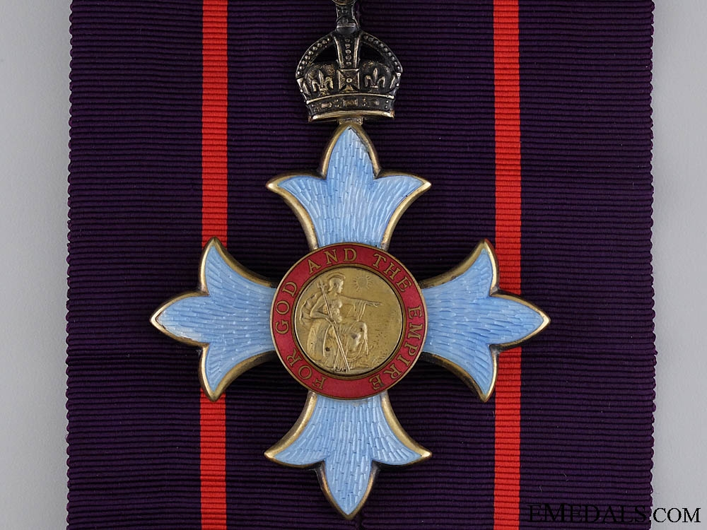 eMedals-The Order of the British Empire; Commander Military Division