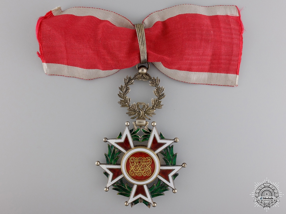 eMedals-A Order of the Brilliant Star of Zanzibar; Second Class