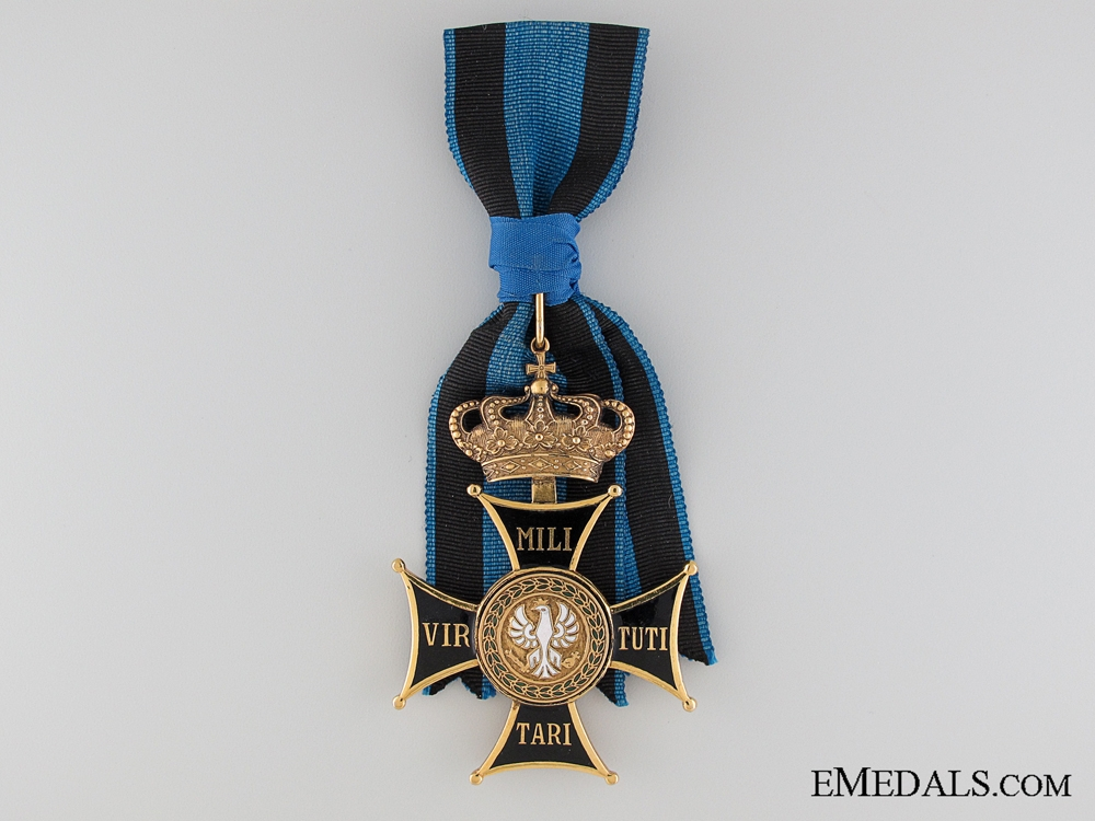 eMedals-The Order of Virtuti Militari; Second Class