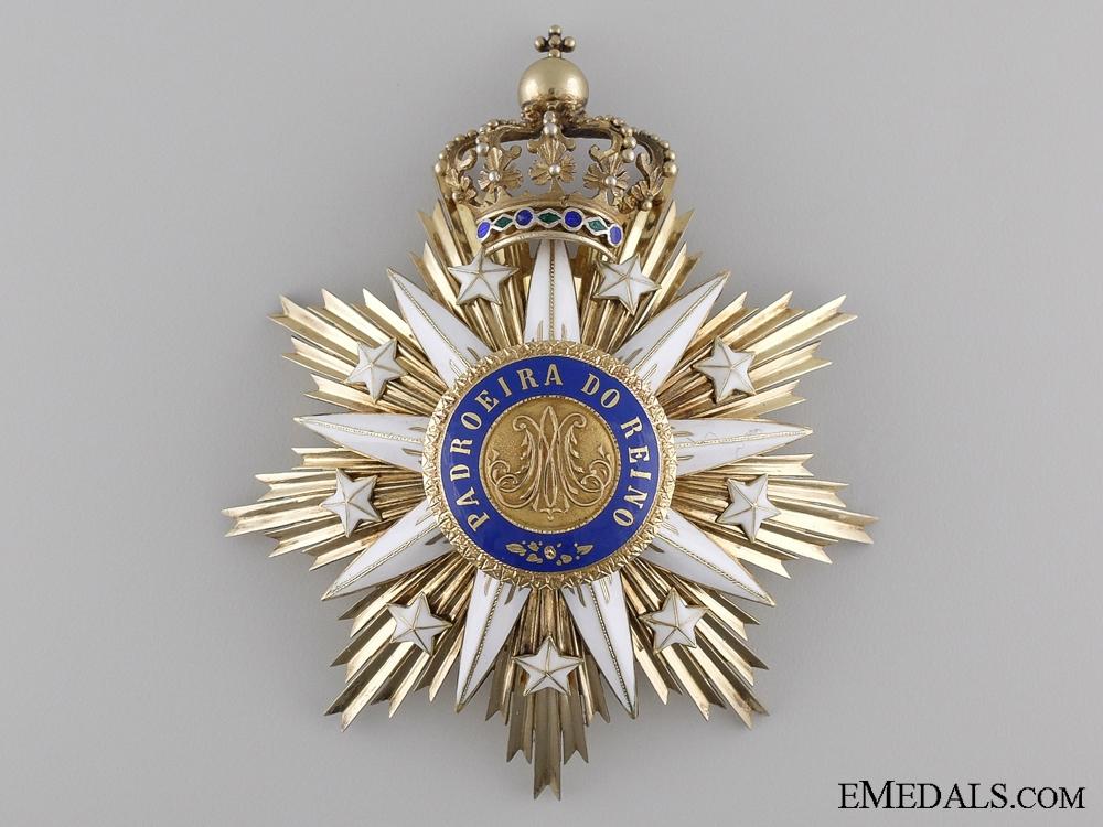 eMedals-The Portuguese Order of Villa Vicosa; Grand Cross Star