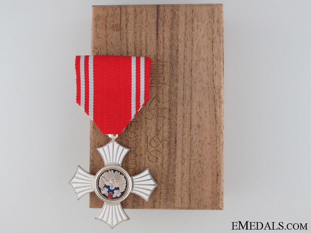 eMedals-The Red Cross Order of Merit