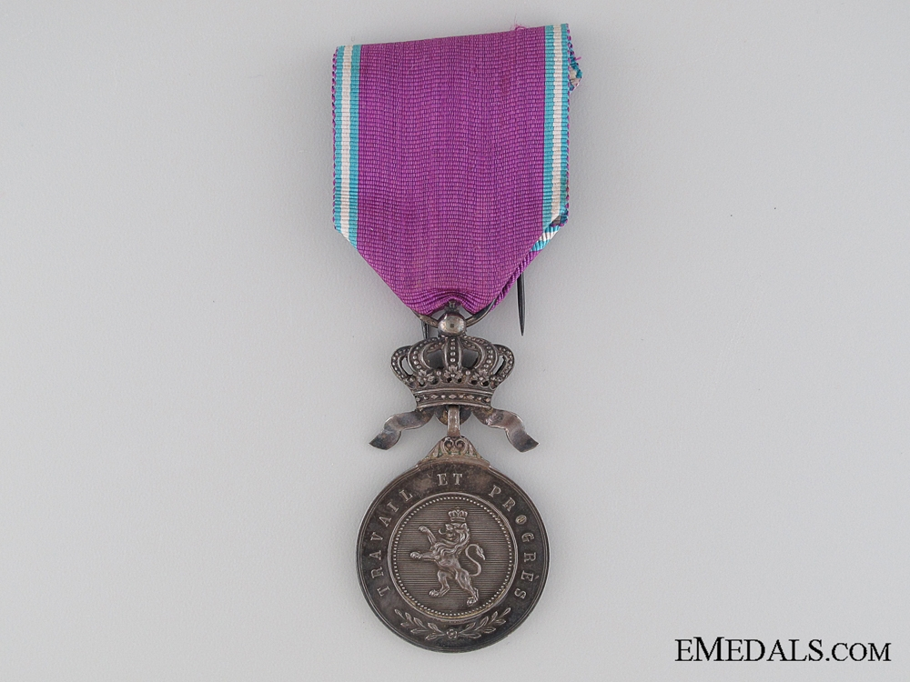 eMedals-The Royal Belgian Order of the Lion