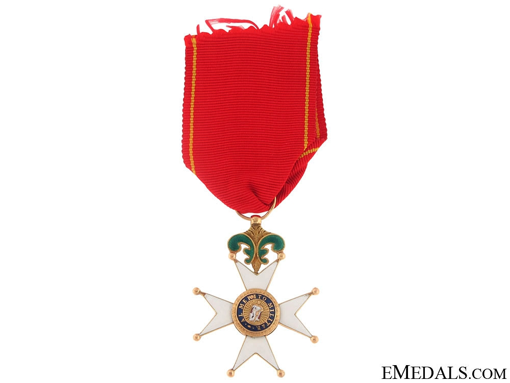 eMedals-The Royal Military Order of St.Ferdinand